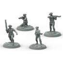 Fallout: Wasteland Warfare - Survivors Minutemen Posse - EN