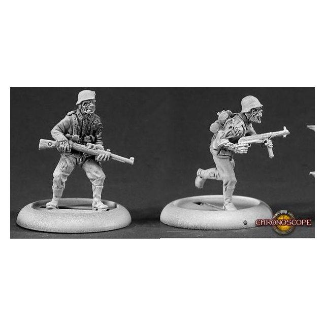 Zombie Nazi Soldiers