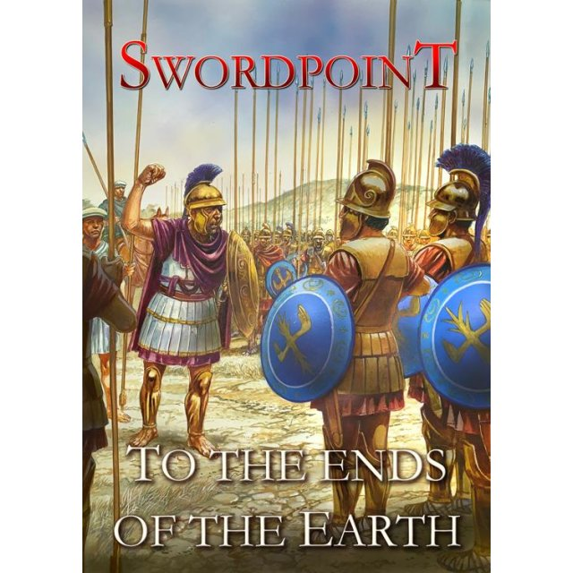 GBP22 SWORDPOINT To the Ends of the Earth