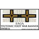 SWBB16 Foot Ordensstaat / Teutonic War Banner Bearer
