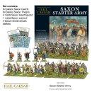 Saxon Starter Army