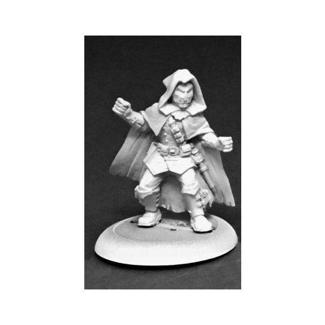 Rippers; Masked Crusader