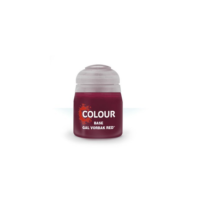 BASE: GAL VORBAK RED (12ML) 21-41