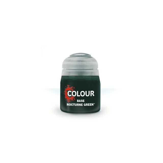 BASE: NOCTURNE GREEN (12ML) 21-43