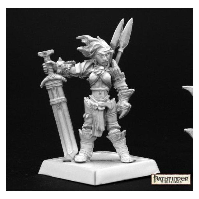 Amiri, Iconic Female Human Barbarian