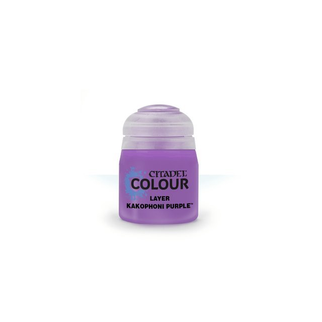 LAYER: KAKOPHONI PURPLE (12ML) 22-86