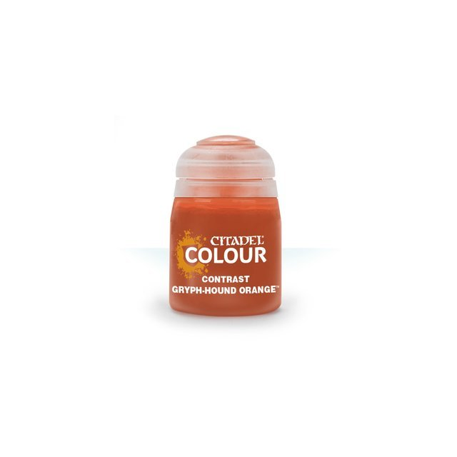 CONTRAST: GRYPH-HOUND ORANGE (18ML) 29-11