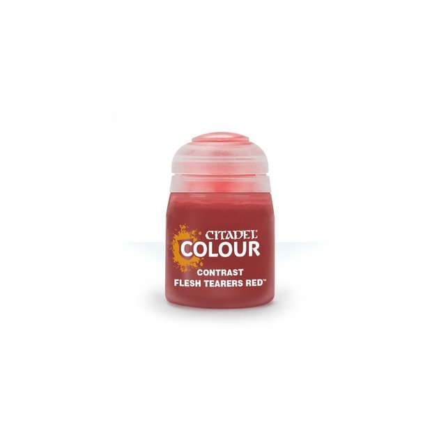 CONTRAST: FLESH TEARERS RED (18ML) 29-13