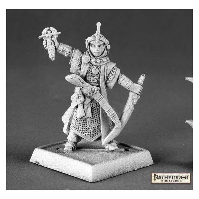 Kyra, Female Iconic Cleric