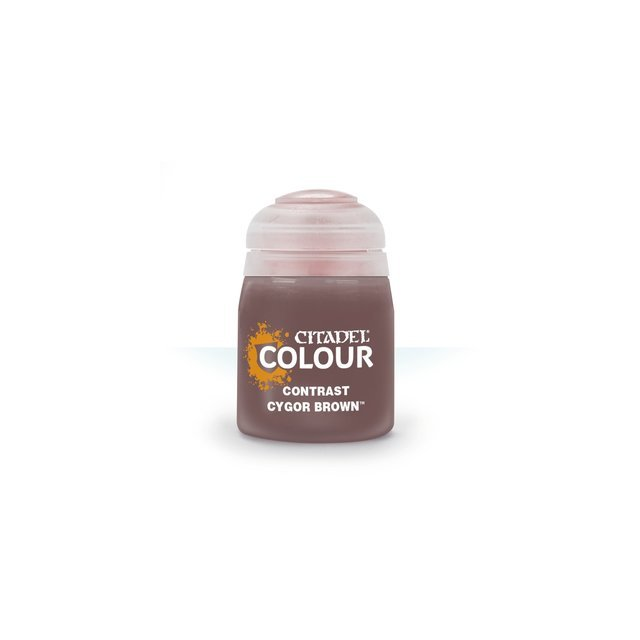 CONTRAST: CYGOR BROWN (18ML) 29-29