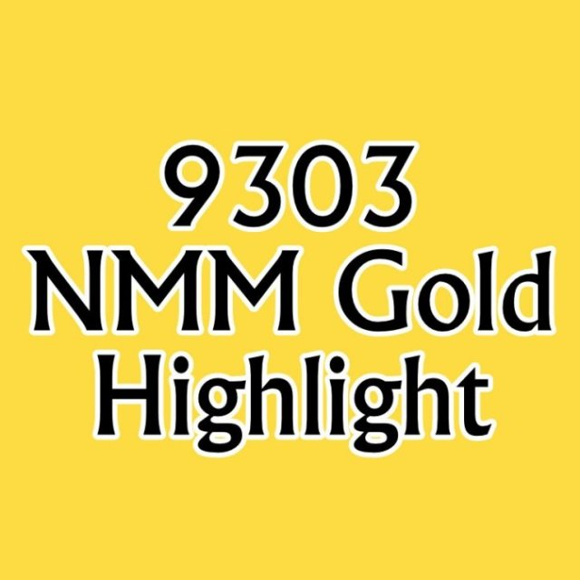 NMM Gold Highlight