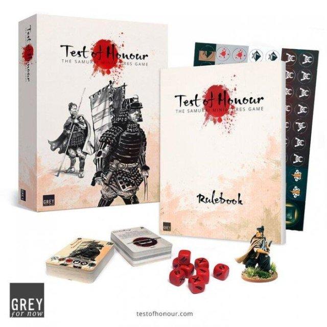 TOH-02 - Test of Honour Gaming Set