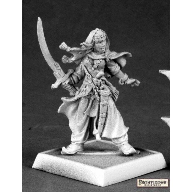 Almah, Merchant Princess