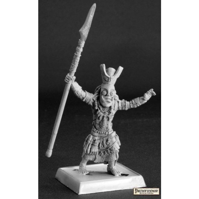 Jigeke the Exile, Mwangi Necromancer