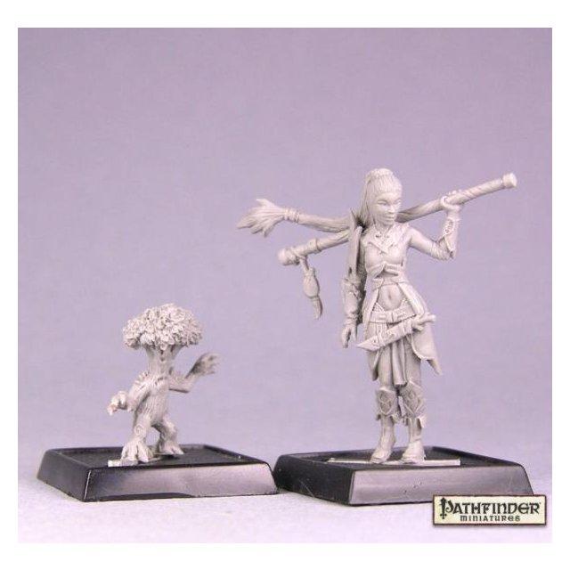 Druid and Familiar