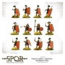 SPQR: Caesars Legions - Legionaries with gladius & sling