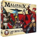 Malifaux 3rd Edition - Lady Justice Core Box - EN
