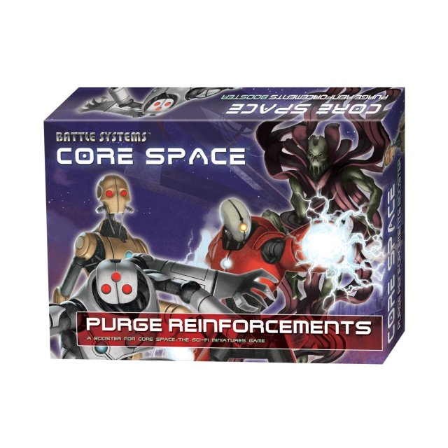 Core Space Purge Reinforcements Booster (Englisch)