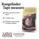 """Army Painter """"Rangefinder"""" Tape Measure"""