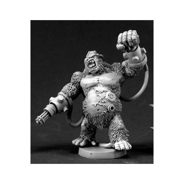 Ape-X Super Villain
