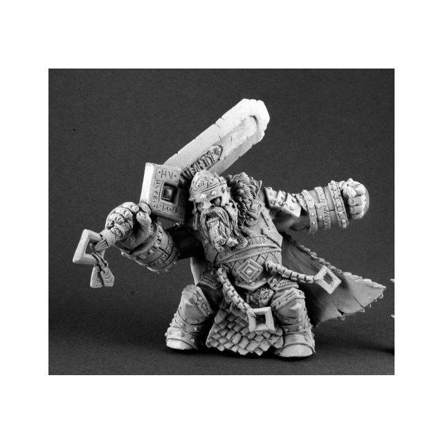 Skorg Ironskull, Fire Giant King