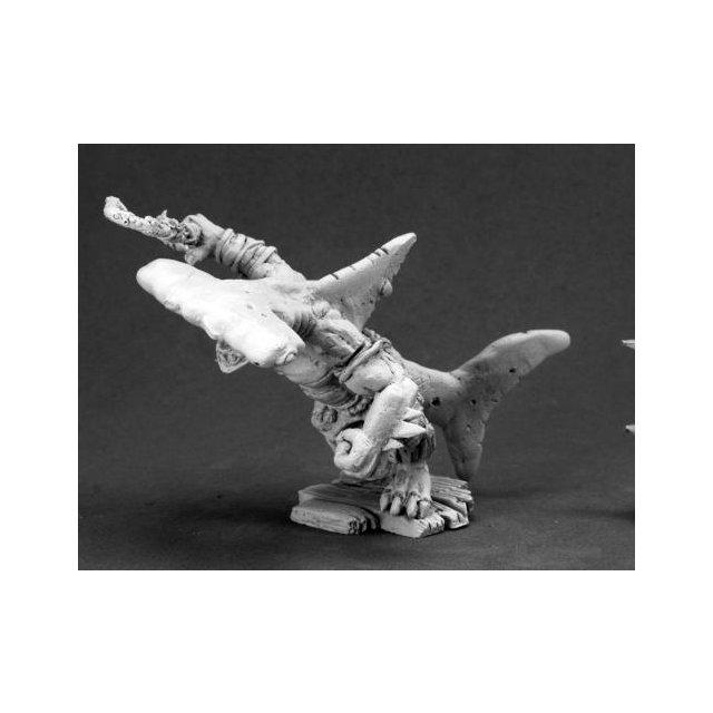 Shredd Bloodgill, Hammerhead Wereshark