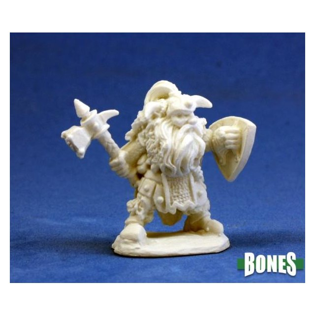 Fulumbar, Dwarf Warrior