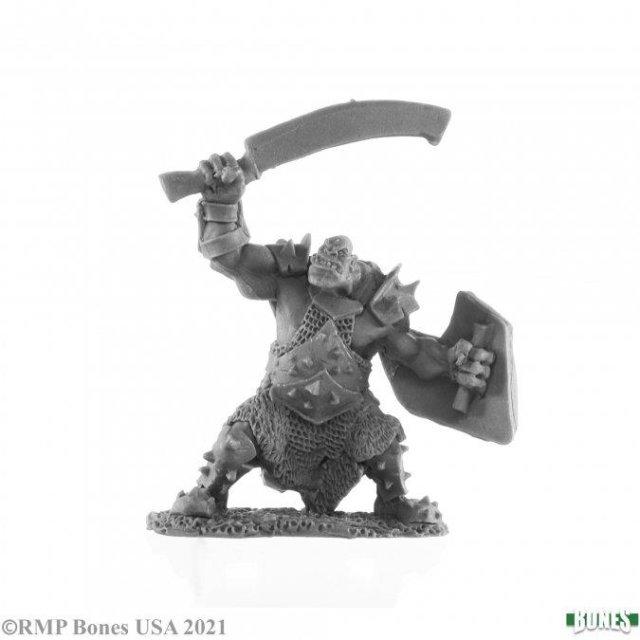 Orc Marauder (Sword and Shield)