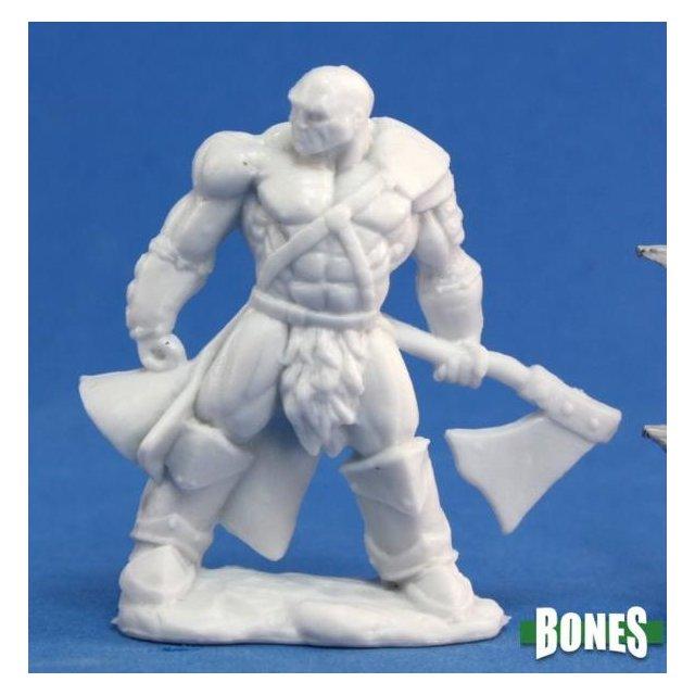 Goldar, Male Barbarian