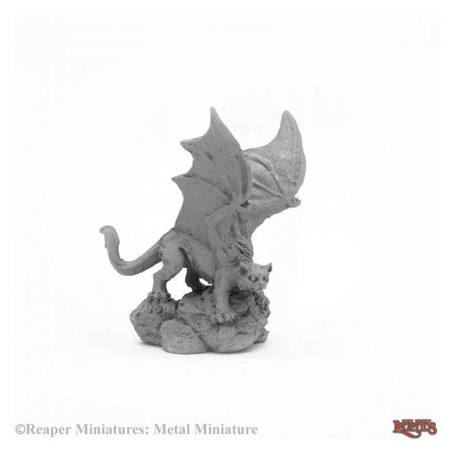 Mercurix, Winged Cat