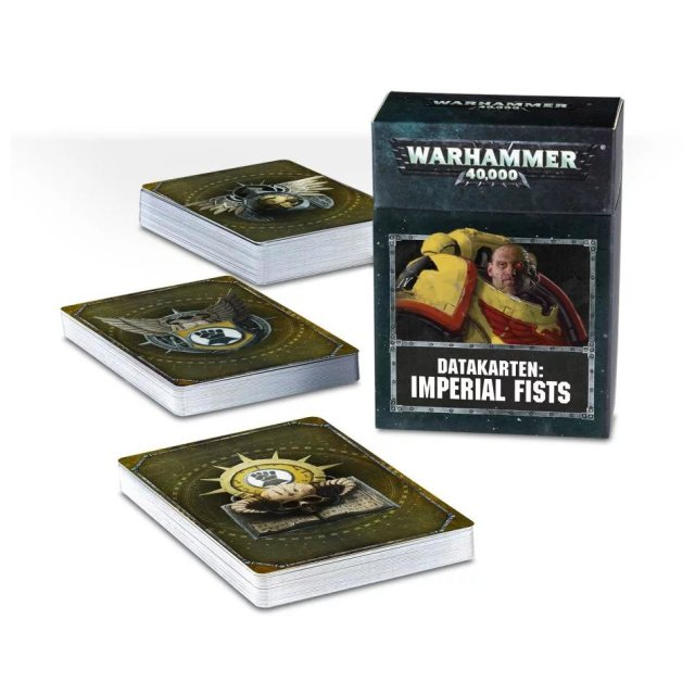 Datakarten: Imperial Fists