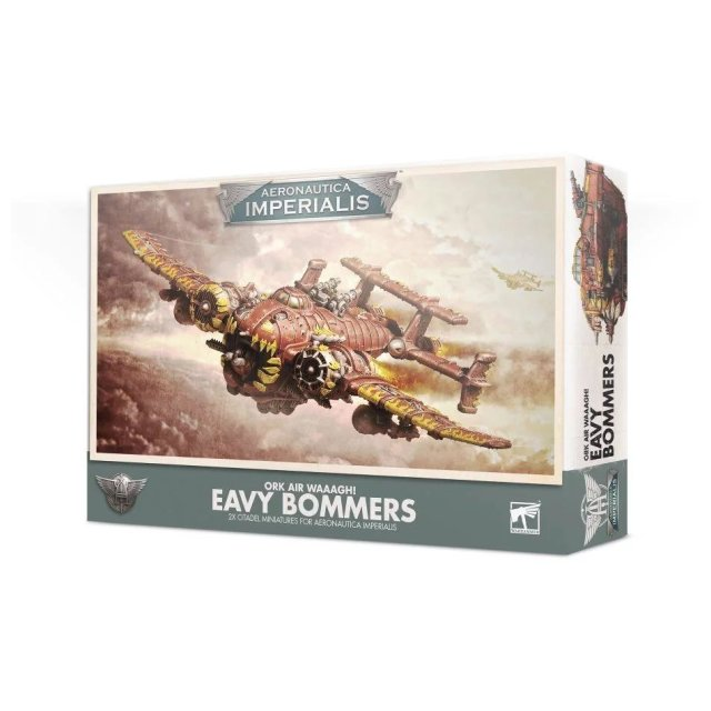 Ork Luftwaaagh!: Eavy Bommers