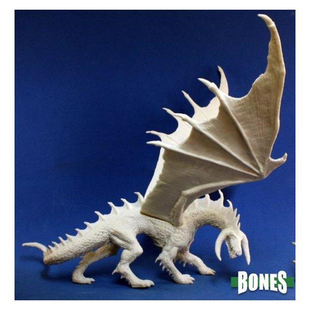 Ebonwrath, Dragon