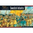 Swedish Infantry Regiment boxed set