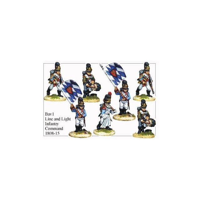 Line or Light Infantry Command 1808-15 (7)