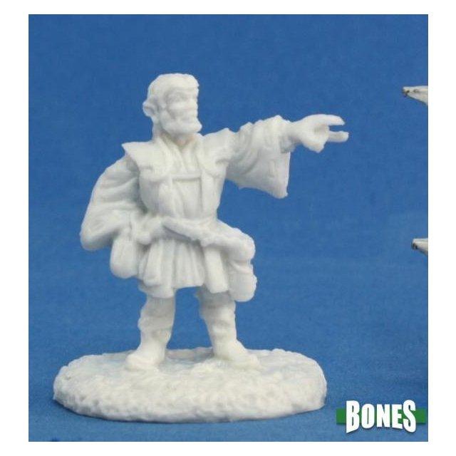 Balto Burrowell, Gnome Wizard