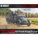 6x4 Truck Krupp Protze Kfz69/Kfz70