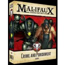 Malifaux 3rd Edition - Crime and Punishment - EN
