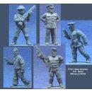 U.S. Naval Officers & NCOs