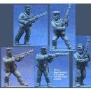 U.S. Gunboat Shore Party w/Rifles