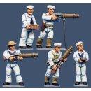 U.S. Gunboat Sailors/Lewis Guns