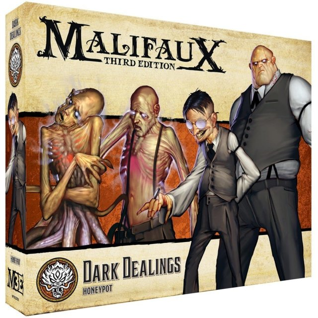 Malifaux 3rd Edition - Dark Dealings - EN