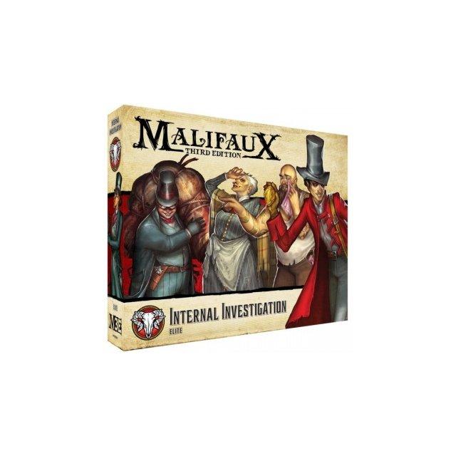 Malifaux 3rd Edition - Internal Investigation - EN