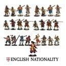 Blood and Plunder English Nationality Set
