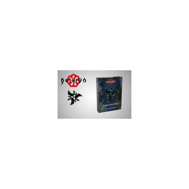 Kage Kage Zoku Special Card Pack