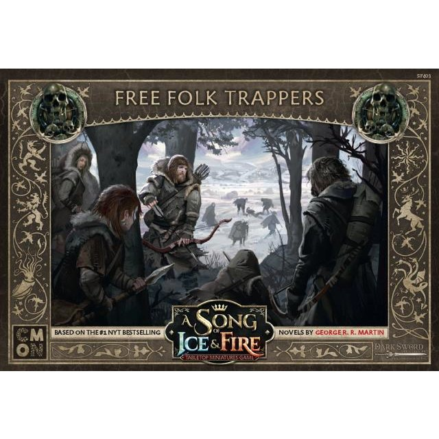 A Song of Ice & Fire - Free Folk Trappers - EN