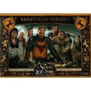 A Song of Ice & Fire - Baratheon Heroes Box 1 - EN