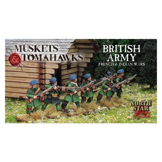 British Army - French and Indian Wars