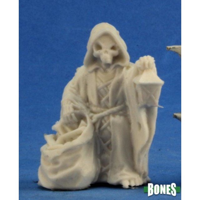 Mr Bones (With Lantern)