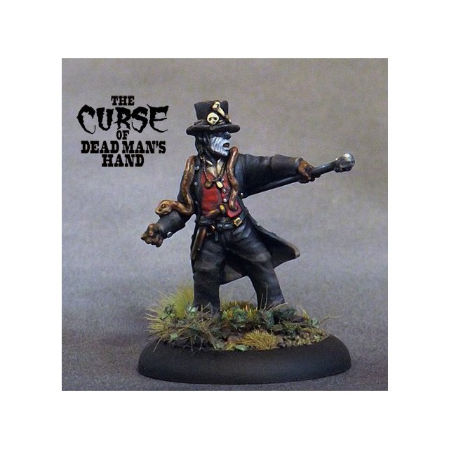 The Curse of Dead Mans Hand The Baron